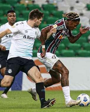 Grêmio mostra força defensiva sob o comando de Felipão