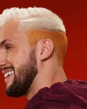 Arthur Picoli, do BBB, embolsa fortuna para tingir cabelo