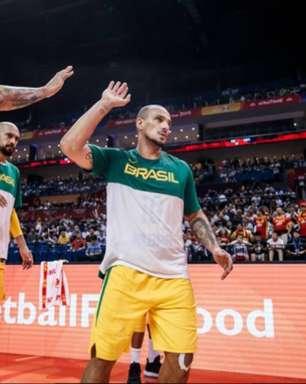 Após duas décadas, Alex Garcia encerra ciclo na seleção brasileira de basquete