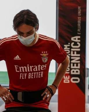 Meia que xingou Jorge Jesus é vendido pelo Benfica a clube croata