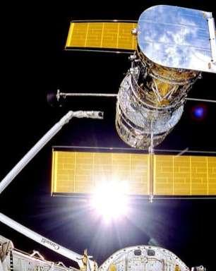 "NASA diz ""hoje não, Murphy"" e conserta telescópio Hubble"