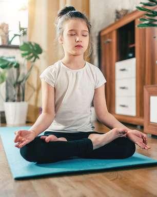 Meditação também é para crianças; conheça os benefícios