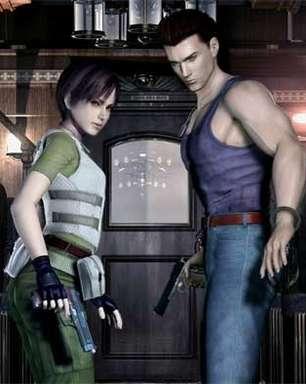 Um mapa da história dos jogos de Resident Evil