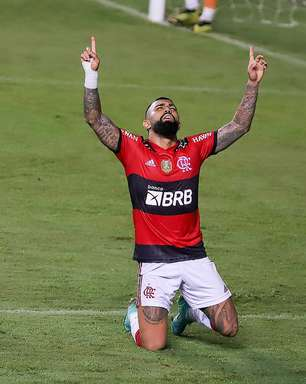 Após 'hat-trick', Gabigol supera marca de Bebeto no Flamengo