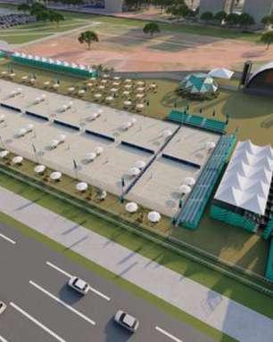 Brasília receberá dos maiores eventos do mundo do Beach Tennis