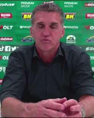 AMÉRICA-MG: Mancini garante que clube ainda procura por reforços