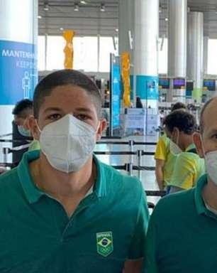 Alison e Álvaro Filho estreiam no Jogos contra Argentina