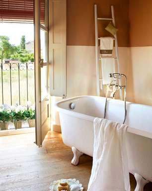 Banheira de Pé: +46 Modelos Relaxantes para Seu Projeto