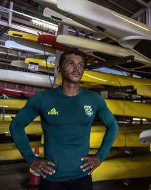 """""""Vamos entrar na água pelo ouro"""", destaca Isaquias Queiroz"""
