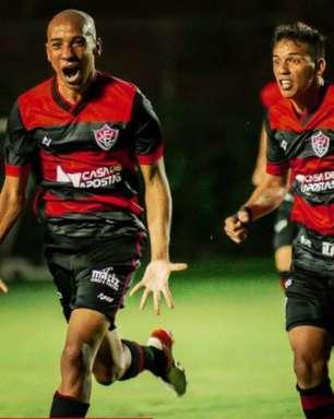 Vitória bate Ponte Preta e deixa a zona de rebaixamento da Série B