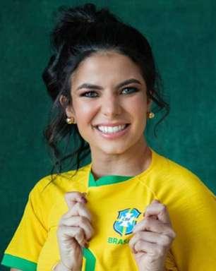 Cantora vibra ao dar voz a sonho do ouro da Seleção feminina