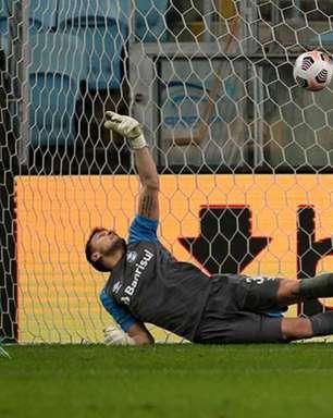 Goleiro do Grêmio desabafa após eliminação do time na Sul-Americana