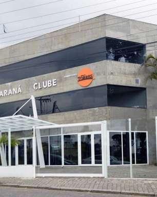 Justiça coloca sede do Paraná em leilão; clube vai recorrer