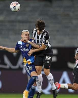 Atlético-MG vence Boca nos pênaltis e avança na Libertadores