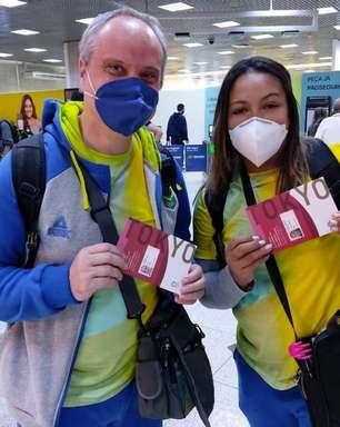 Mesmo pela 3ª vez em Jogos, Jaqueline Ferreira viaja ansiosa