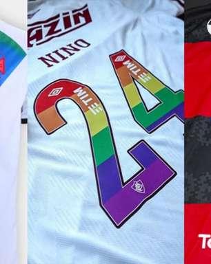 Camisas do orgulho LGBTQIA+ rendem mais de 100 mil reais em leilão