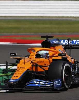 """Ricciardo: """"Pressão de Sainz aumentou minha confiança no carro da McLaren F1"""""""