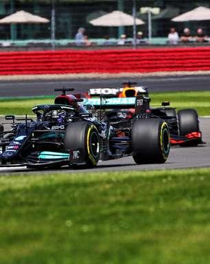 Mercedes F1 gostou do resultado das atualizações usadas em Silverstone