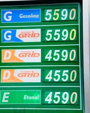 Preço da gasolina começa 2º semestre de 2021 perto de R$ 6,00