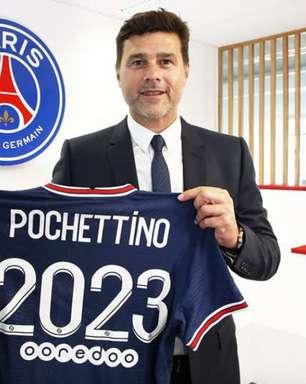 PSG renova contrato de Mauricio Pochettino por mais dois anos