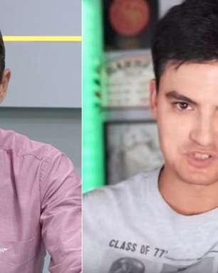 Felipe Neto desabafa em rede social, e Rizek cita time brasileiro como sugestão