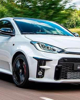 Toyota GR Yaris chega à Argentina com motor turbo de 265 cv