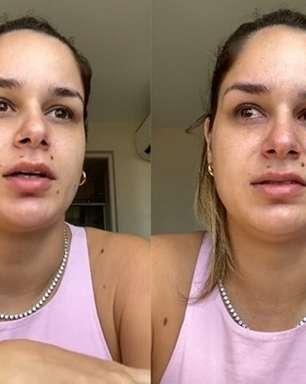 """Pamella comenta áudio vazado por DJ Ivis: """"Querem apelar"""""""