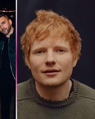 Concorrentes, Galantis bloqueia Ed Sheeran no Spotify