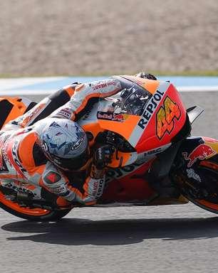 Pol Espargaró sofre com Honda apagada e sai frustrado da primeira metade da MotoGP 2021