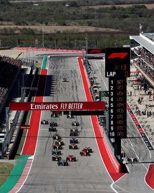 EUA pode ter segundo GP de F1 junto com show dos Rolling Stones, diz Saward