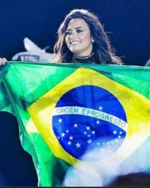 """Demi Lovato se declara: """"Eu sinto tanta falta do Brasil"""""""