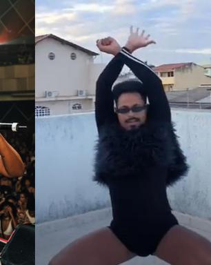 """""""Sadomasoquista"""": Mashup de Deize Tigrona e Rihanna viraliza no TikTok"""