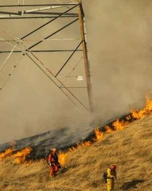 Arrasada por incêndios, Califórnia ordena modernização das infraestruturas
