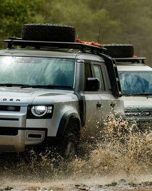 Land Rover Defender 2022 chega em agosto por R$ 544 mil