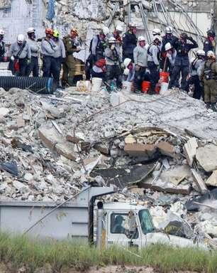 EUA: bombeiros encerram buscas em desabamento de prédio