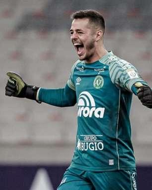 Chapecoense é a defesa mais vazada do Campeonato Brasileiro