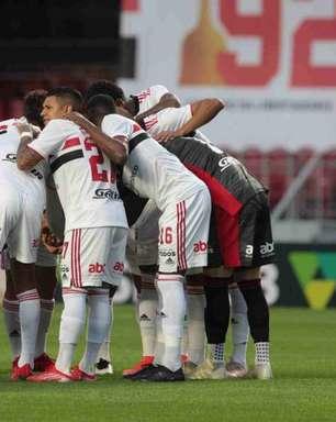 Com viagens mais curtas e jogadores voltando de lesão, São Paulo terá semanas mais tranquilas pela frente