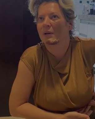 Joice Hasselmann reconstitui suposto ataque; assista