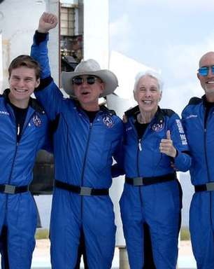 Por que Jeff Bezos e Richard Branson ainda não são astronautas, segundo os EUA