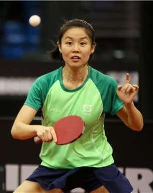 Jéssica Yamada é derrotada no tênis de mesa e está fora da Olimpíada