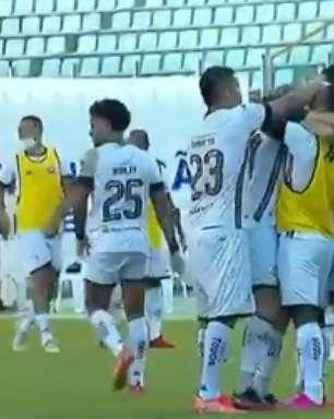 Na emoção! Com um a menos, Botafogo vence Confiança e dá fim a jejum na Série B do Brasileirão