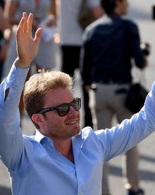 Rosberg gosta da atual disputa na F1