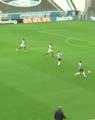 SÉRIE A: Gols de Grêmio 1 x 1 América-MG