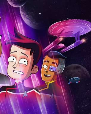 """Séries animadas de """"Star Trek"""" revelam novos trailers"""