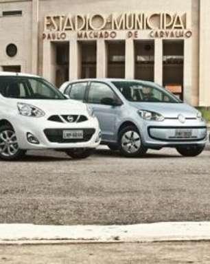 Comparativo de 2015: Ford Ka vs. Nissan March, Volkswagen Up!, Volkswagen Fox e Hyundai HB20