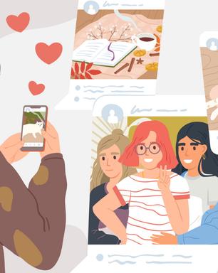 Redes sociais: aprenda a bombar seu perfil