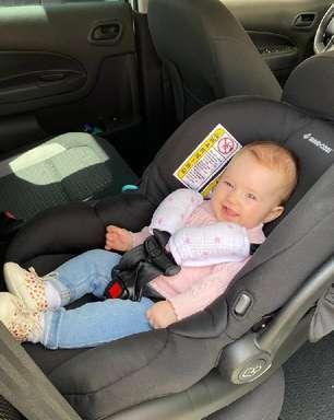 Como transportar crianças no carro com segurança