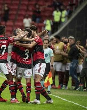 Contra o São Paulo, Flamengo pode repetir escalação pela primeira vez após três meses e 27 jogos