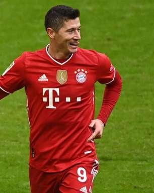 Lewandowski é eleito o melhor jogador da temporada 2020/2021 no futebol alemão