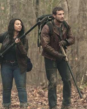 "Veja cena inédita de ""The Walking Dead: World Beyond"""